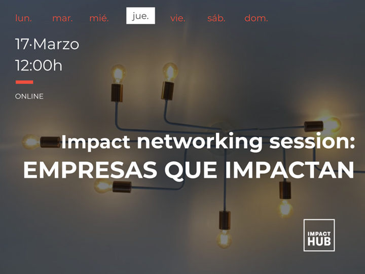 Impact Networking Session