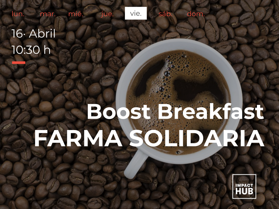 Boost Breakfast by @Farmasolidaria