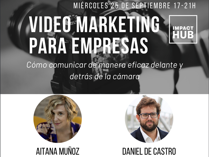 Curso: [VIDEO MARKETING PARA EMPRESAS]