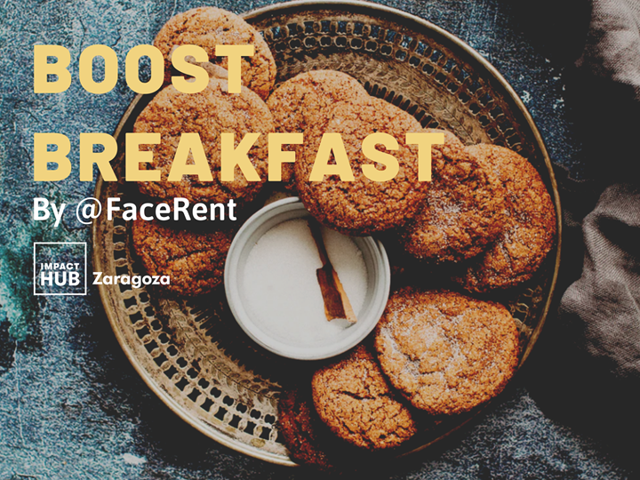 BOOST BREAKFAST BY @FACERENT