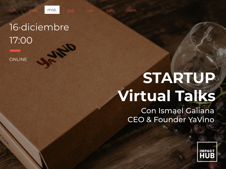 Startup Virtual Talks