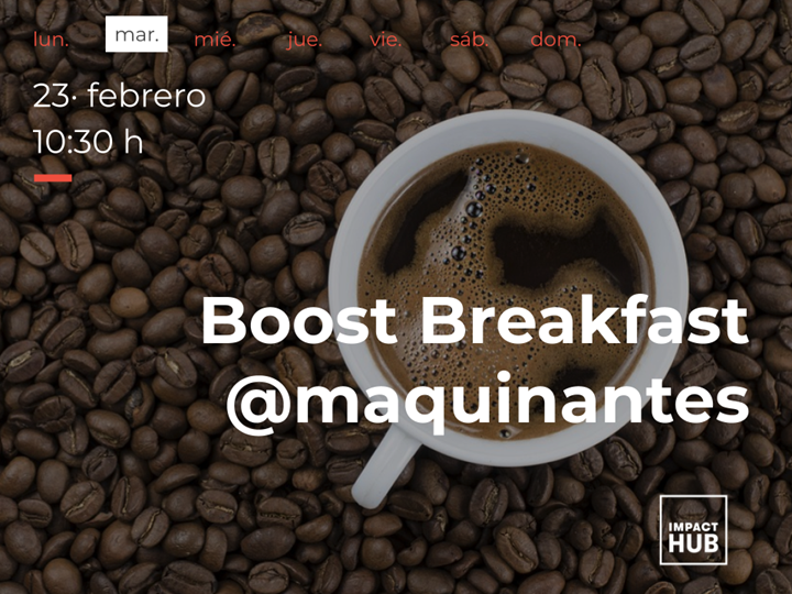 Boost Breakfast by @Maquinantes