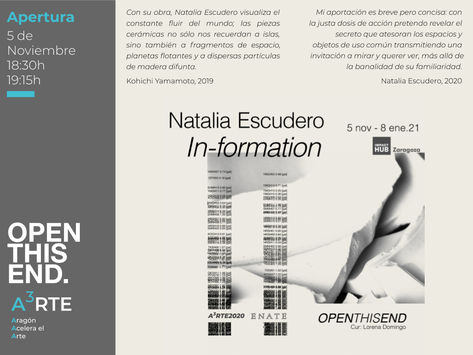 Apertura Art Expo [In-formation]